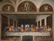 Leonardo Da Vinci – The Last Supper