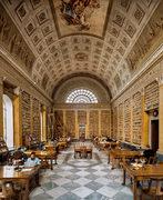 Biblioteca Palatina – Reading Room, Parma