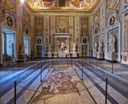 Borghese Gallery, Emperor's Room, Rome