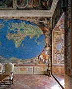 Villa Farnese, Sala del Mappamondo, Caprarola