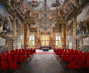 Castle of Valentino, Architecture Faculty Conference Room, Turin