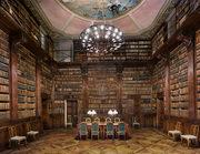 Biblioteca Dell Accademia Delle Scienze – Study Room, Torino