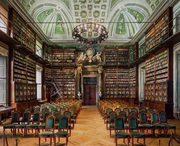 Library of Science Academy, Study Room, Turin