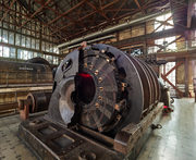 Santral Istanbul, Old Power Plant