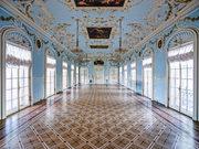 Hermitage Theater Foyer, Hermitage Museum