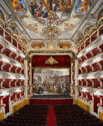 Morlacchi Theater, Perugia
