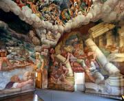 Palazzo Te, Sala dei Giganti, Mantua