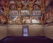 Palazzo Te, Sala di Amore e Psiche, Mantua