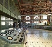 Santral Istanbul, Control Room