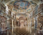 Admont Monastery Library, Austria