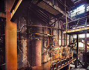 Derelict Power Station, Istanbul
