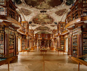 St Gallen Library, Switzerland
