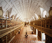 Library of Mafra National Palace, Portugal