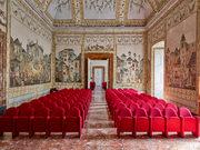 Chinese Room, Regia di Portici, Napoli