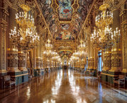 Palais Garnier Foyer, Paris