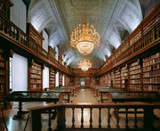 Library of Fine Arts(Braidense), Milan