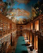 The Strahov Library, Philosophical Hall, Prague