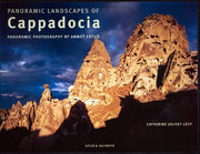 Panaromic Landscapes of Cappadocia – Cover