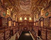 33 – Ahmet Ertug – Girolamini Library – Napoli