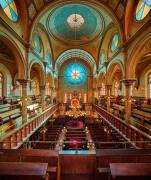 The Eldridge Street Synagogue, New York